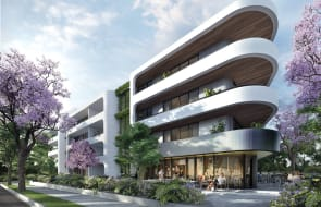 Architecturally designed by renowned architects DKO, Collection is a highly anticipated new residential development