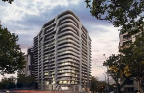 Apartment slump spurs St Kilda Road office deals