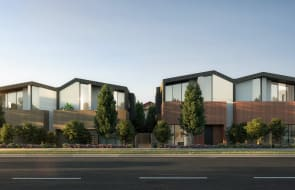 Construction begins on Chiodo's Ei8ht project in Ashburton