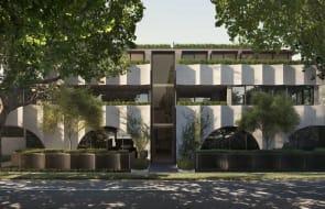 Five apartments remain for sale in Keystone's Ensemble, Elwood development