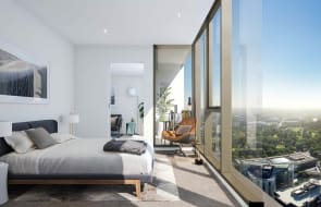 Four new Melbourne city apartments super-upsizing the competition