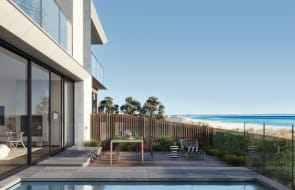 Only one apartment remains at Lowe Living's Azura Aspendale