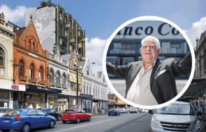 No capisce; Franco Cozzo to develop his Brunswick corner site