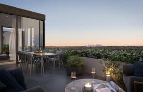 Why a first home buyer secured a Sky Garden, Glen Waverley apartment