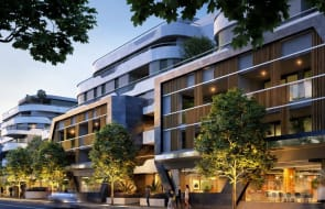 Why Hawthorn Park apartments have been attracting investor interest