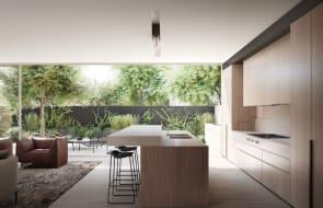 Luxury off the plan apartment demand back as Heyington Toorak sells half apartments
