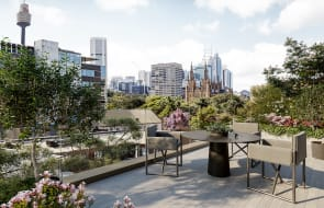 HIGA launch loft collection at East Sydney apartment development in Darlinghurst