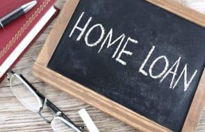 Home loan arrears fall in October