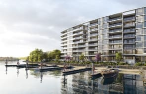 Check out the limited Hope Island apartments in heavy demand