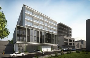 Hawthorn's Queens Avenue notches its sixth current apartment project