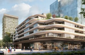Third time over; Crown Group tracks a third Waterloo apartment project