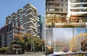 Multiple towers given the green light within Port Phillip