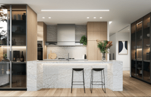 Six new two-bedroom apartments you can secure within 10km of the Melbourne CBD