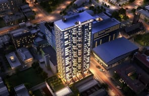 Construction begins on Adelaide's tallest residential apartment building