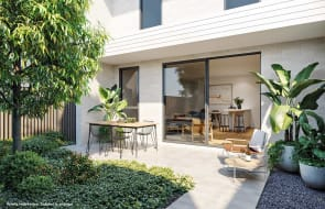 Low-maintenance family townhomes from $560,000: The design details of LUMA in Sunshine North