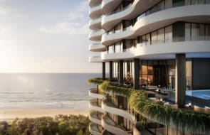 Two Mali Residences, Mermaid Beach penthouses settle