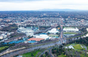 Melbourne Demons v Richmond Tigers: How to two suburbs fair in the property stakes