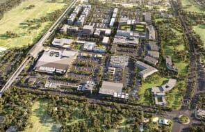 Construction ramped up on Mernda master-planned suburb