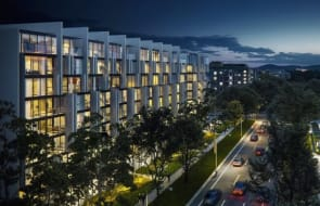 Find the new standard for luxurious living in Braddon at Midnight