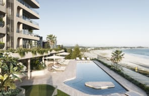 Display Tour: Miles Residences by KTQ Group in Kirra, Queensland