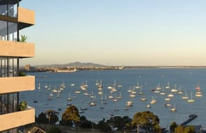 Miramar Geelong offers the perfect balance between city and waterfront living