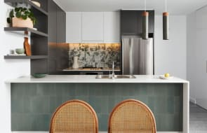 Mirvac make concerted circular economy effort with apartment made of waste