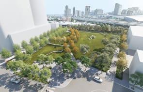 Montague Community Park on track for Spring completion