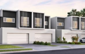 Brand new four-bedroom Townsville townhomes from $372,900