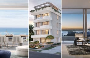 Missing summer already? Check out six of NSW's best coastal apartment developments