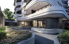 Four Rothelowman-designed properties on the market in Melbourne