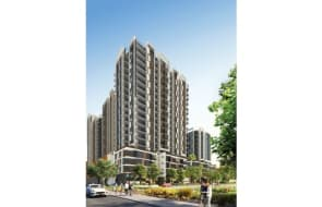 Orchid combines the atmosphere of a resort getaway with prestige city living, all in one address.