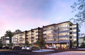Convenience, space and contemporary style all wrapped up in one very appealing package at Parc, Macquarie
