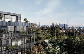Armadale residence guarantees buyers a lifetime of parkland vistas