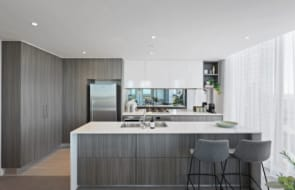Why first home buyer Marissa Li bought an apartment in Pavilions, Mirvac's Sydney Olympic Park development