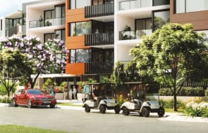Hope Island's Peninsula Collection apartments show great appeal to interstate and international investors