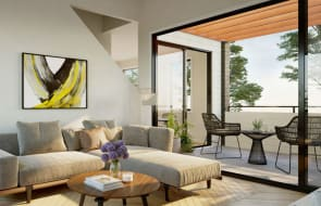 Inside the floorplans of Piper Townhomes at Williamstown's Waterline Place