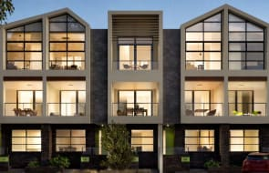 Five things Urban love about AVJennings Piper Townhomes in Williamstown