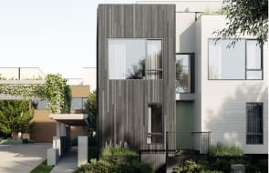 ID_Land's Port Lane townhouse development in Port Melbourne sells out