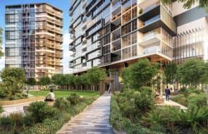 Macquarie Park apartment development, Prime, offering buyers resort-style, precinct-living