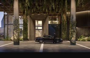 Got visitors? Six Melbourne apartments featuring luxury lobbies ready to impress
