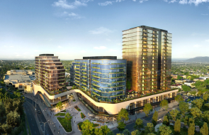 Sky Garden residences launched as construction progresses on The Glen