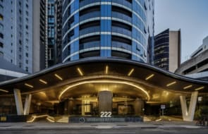 Skytower, Brisbane City trophy apartment auction postponed due to weekend lockdown
