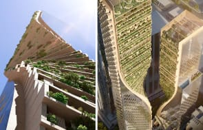 Beulah appoint landscapers Grant Associates and ASPECT Studio for Southbank by Beulah apartment development