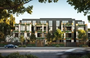 Buyers are opting for low maintenance luxury living at lauded Kew address