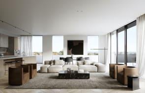 VCON win $50 million contract to build Landream's Brighton apartment development The International