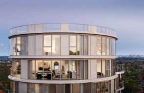 The final penthouse in Cbus Property's The Langston in Epping set for sale