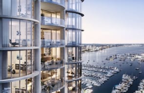 The Monaco, Main Beach secures sell-out as one of Gold Coast's most expensive apartment towers