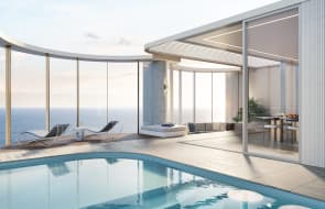 Construction begins at The Monaco, Main Beach apartment tower, as penthouse sells for $9.5 million