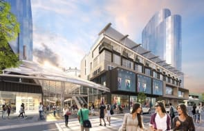 Waterfront City's transformation continues