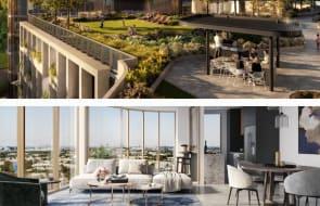 Meriton secure 180 George Parramatta record apartment sale